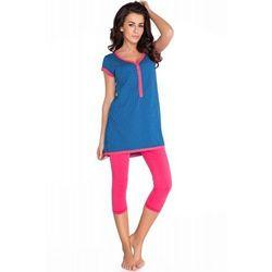 Dobranocka PM.5037 piżama ciążowa