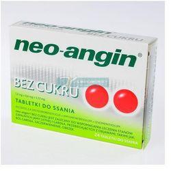 Neo-Angin bez cukru 24 tabl.