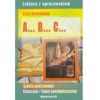 Lektury szkolne, A B C (opr. miękka)