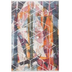 Dywan laos abstraction multikolor 120 x 170 cm