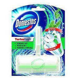 Domestos Turbo Fresh Kostka Wirująca do WC Leśna 32g