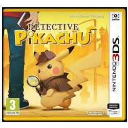 Gra 3DS Detective Pikachu