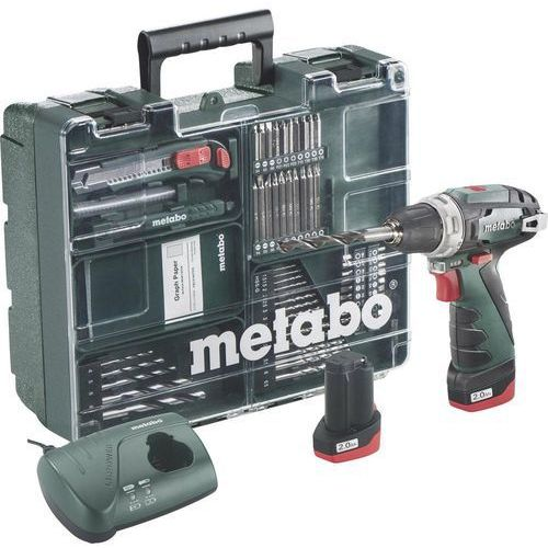 Wiertarko-wkrętarki, Metabo PowerMaxx BS Basic