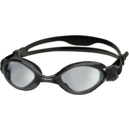 Okularki pływackie, Head Tiger Mid Okulary pływackie czarny Okulary do pływania