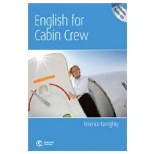 Książki do nauki języka, English for Cabin Crew /CD gratis/ (opr. miękka)