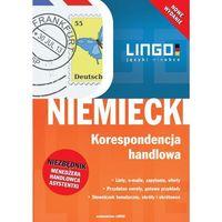 Książki do nauki języka, Niemiecki. Korespondencja handlowa - Dostawa zamówienia do jednej ze 170 księgarni Matras za DARMO (opr. miękka)