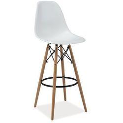 Hoker stołek barowy Signal ENZO H-1 - styl skandynawski