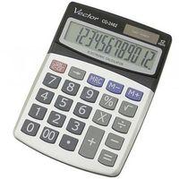 Kalkulatory, Kalkulator Vector CD-2462 - Super Ceny - Kody Rabatowe - Autoryzowana dystrybucja - Szybka dostawa - Hurt - Wyceny