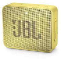Pozostały sprzęt audio, Głośnik JBL GO 2 Żółty