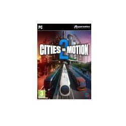 Cities in Motion 1 + 2 Collection (PC) KLUCZ