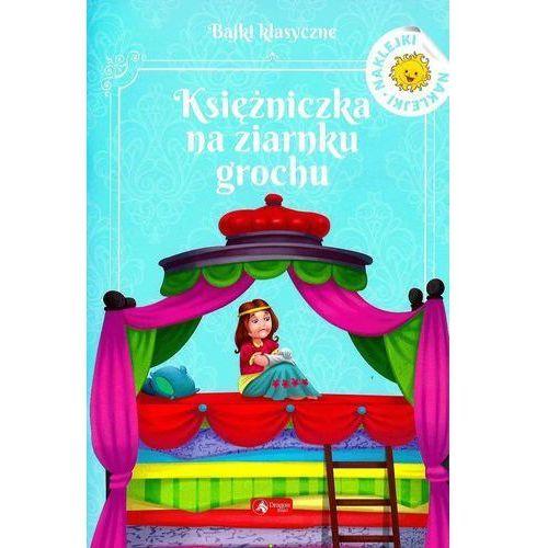 Książki dla dzieci, Księżniczka na ziarnku grochu (opr. miękka)