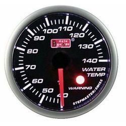 Wskaźnik temperatury wody cieczy Auto Gauge warning