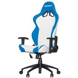 Vertagear S-Line SL2000 Racing Series Krzesło gamingowe - Biało-niebieski - Skóra PU - 150 kg