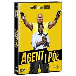 Agent i pół (DVD)