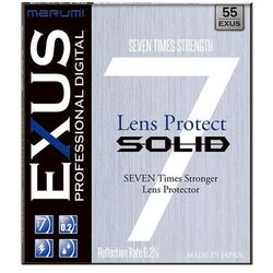 Marumi Exus Lens Protect Solid 55 mm - produkt w magazynie - szybka wysyłka!