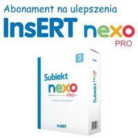 Programy handlowo-księgowe, Abonament Subiekt Nexo PRO (dodatkowe stan. po 30 dniach)
