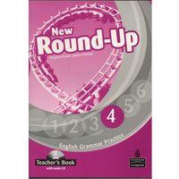 Książki do nauki języka, New Round Up 4 Podręcznik (opr. miękka)