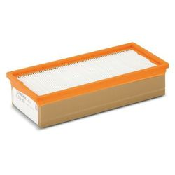Płaski filtr falisty, HEPA - NT 65/2; NT 75/2
