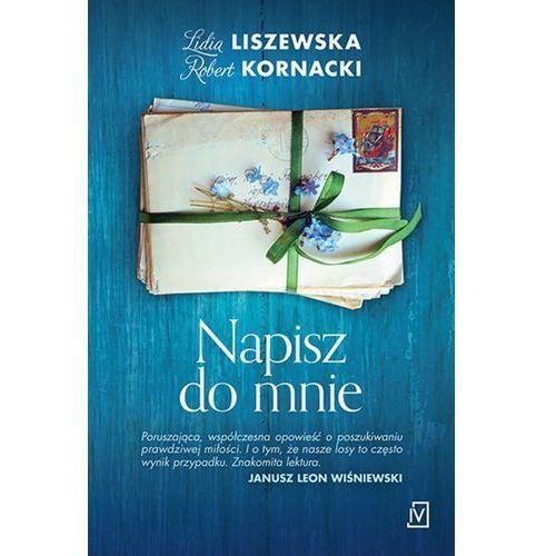 E-booki, Napisz do mnie - Lidia Liszewska, Robert Kornacki (MOBI)