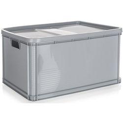 Keeeper Robusto Box 64L Jasny Szary