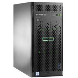 Serwer HP ProLiant ML110 gen9 z 8-Core Intel Xeon E5 + 8GB DDR4 2133MHz + kontroler z Raid 5 / dyski LFF
