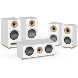 Zestaw głośników JAMO S-803 HCS Biały + DARMOWY TRANSPORT!