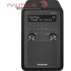 Sangean DDR-60 BT DAB+ - Dostawa 0zł! - Raty 30x0% lub rabat!