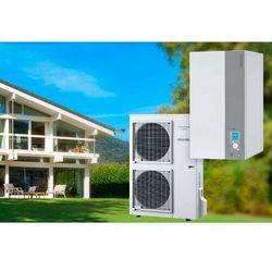 Pompa ciepła powietrze - woda Aurea M 8kW - wydajność 80 - 120 m2