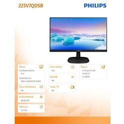 LED Philips 223V7QDSB