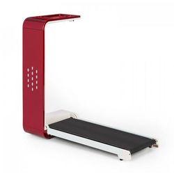 Home Runtasy bieżnia wyświetlacz LED Bluetooth składana czerwona