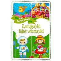 Książki dla młodzieży, Łamijęzyki - fajne wierszyki - żywczak krzysztof,jabłoński janusz (opr. twarda)