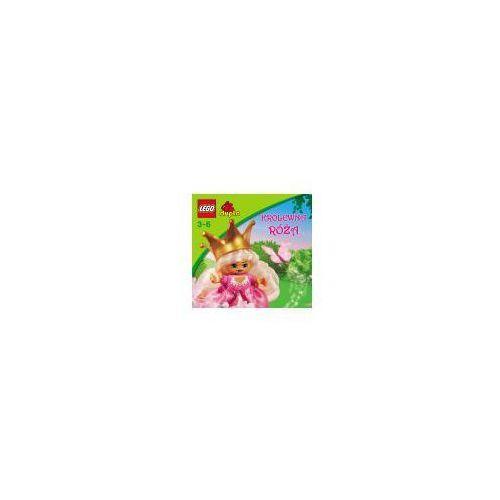 Książki dla dzieci, LEGO ® DUPLO ® Królewna Róża (opr. twarda)