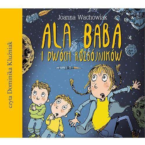 Literatura młodzieżowa, Ala Baba i dwóch rozbójników audiobook