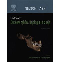 Wheeler Budowa zębów fizjologia i okluzja (opr. twarda)