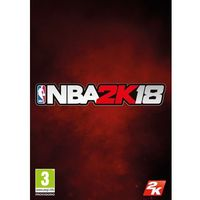 Gry na PC, NBA 2K18 (PC)