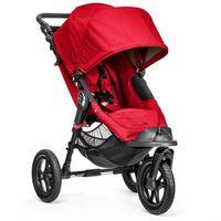 Wózki spacerowe, Baby Jogger Wózek spacerowy City Elite, Red - BEZPŁATNY ODBIÓR: WROCŁAW!
