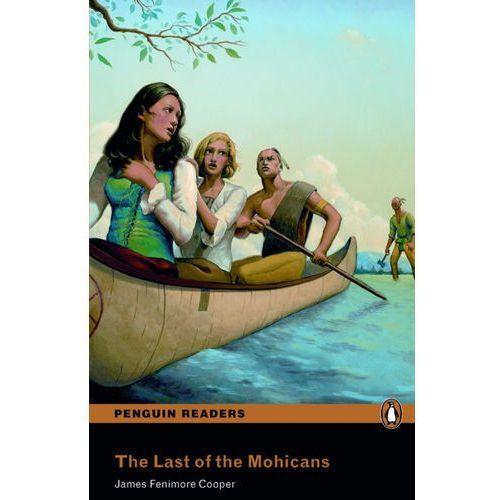 Książki do nauki języka, The last of the Mohicans with CD level 2 (opr. miękka)