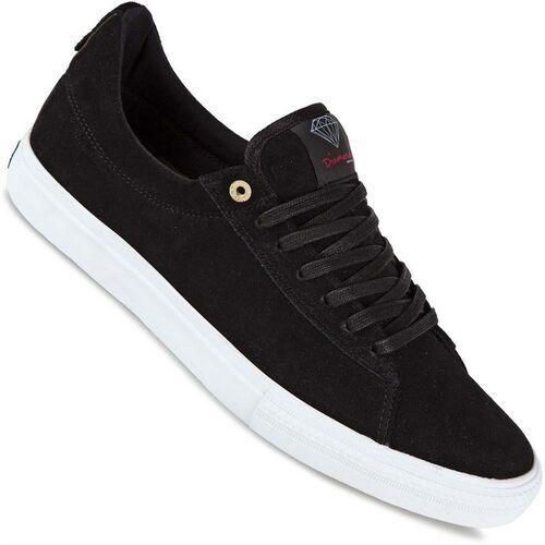Męskie obuwie sportowe, buty DIAMOND - Crown Black Blk (BLK) rozmiar: 44.5