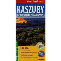 Mapy i atlasy turystyczne, Kaszuby Kaszubski Park Narodowy Mapa Turystyczna (opr. kartonowa)