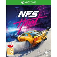 Gry na Xbox One, Need for Speed Heat (Xbox One)