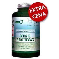 Men's Arginimax 90 kaps - naturalna viagra + powiększenie penisa promocja!