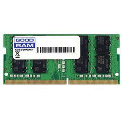 Pamięć RAM 1x 8GB GOODRAM SODIMM DDR4 2133MHz PC4-17000S | GR2133S464L15/8G