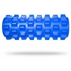 GymBeam Roller piankowy, wałek fitness M-Roll niebieski