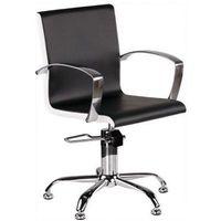 Meble fryzjerskie, Ayala Partner 01 fotel fryzjerski na pompie hydraulicznej z możliwością wyboru podstawy