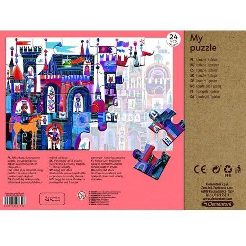 Puzzle, Moje Puzzle - Zamek