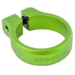 Obejma podsiodłowa Dartmoor Loop Bolt śred. 31,8mm, ze śrubą, zielona anodowana