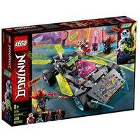 Klocki dla dzieci, 71710 LATAJĄCY SAMOCHÓD NINJA (Ninja Tuner Car) KLOCKI LEGO NINJAGO