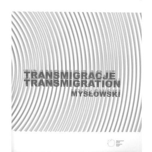 Książki o rzeźbach, Transmigracje Mysłowski, Puntos (opr. miękka)
