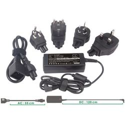 Zasilacz sieciowy HP 493092-001 AC 100~240V. 50 - 60Hz 19V-1.58A. 30W wtyczka 4.0x1.7mm (Cameron Sino)