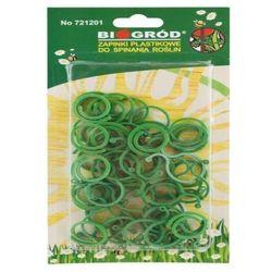 Zapinki do roślin BIOOGRÓD plastikowe mix (50 sztuk)